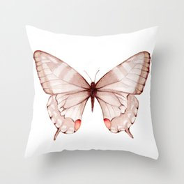 Butterfly Collection III Throw Pillow