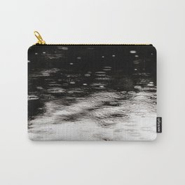 Raindrops on Water III Carry-All Pouch