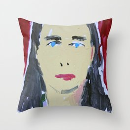 UP1401 (MK) Throw Pillow