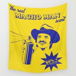 Macho Man Wall Tapestry