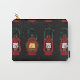 Lit Vintage Lanterns Carry-All Pouch