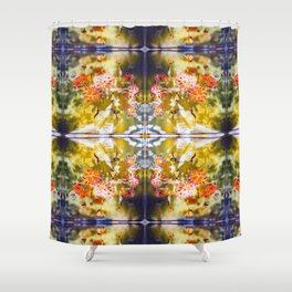 Marigold Photographic Pattern #1 Shower Curtain