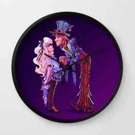 Mad For You Wall Clock