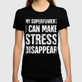 Massage Therapist Superpower T-shirt