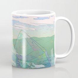 Giant Crystal Coffee Mug