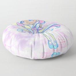 Cute Kawaii Marsha Mello Shopkins Shoppies Doll Art Floor Pillow