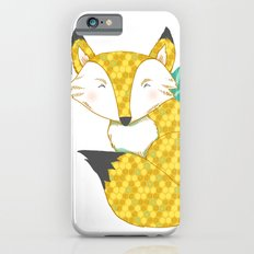 Fashionable Fox Slim Case iPhone 6s