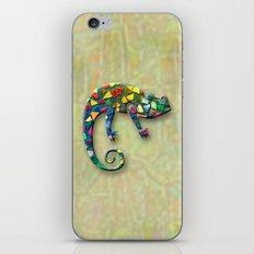 Animal Mosaic - The Chameleon iPhone & iPod Skin
