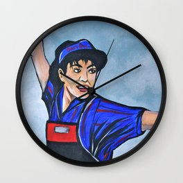 Libby Mae Brown - Waiting for Guffman Wall Clock
