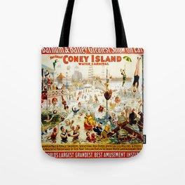 Vintage poster - Circus Tote Bag