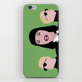 Stay the Hell Away From Derek Zoolander iPhone Skin