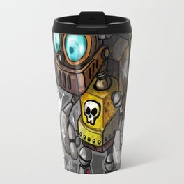Robot Kid Travel Mug