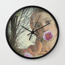 Teen Venus Wall Clock