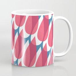 Red Drops Coffee Mug