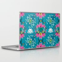 china Laptop & iPad Skins featuring China Fairytale by Million Dollar Design