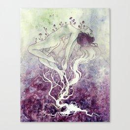 Provenance Canvas Print