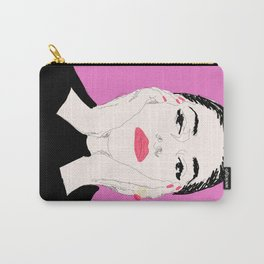 Pop Marica Callas - Pink Carry-All Pouch