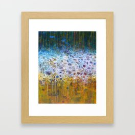 Between Two Worlds  Framed Art Print