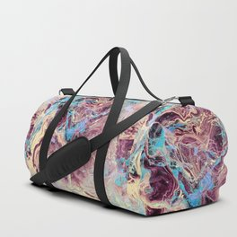 Cosmo Nightmare Glitch Duffle Bag