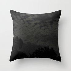 Moonbeaming Throw Pillow