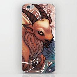 Capricorn iPhone Skin