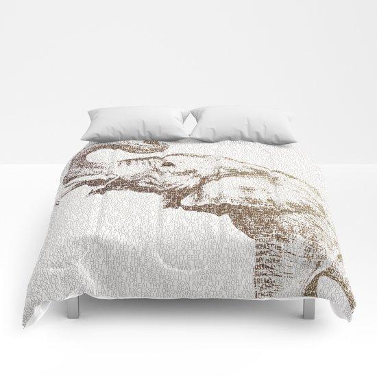 The Wisest Elephant Comforters