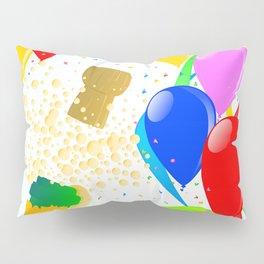 Balloon Party Pillow Sham