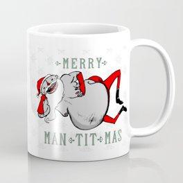 Man-Tit-Mas Coffee Mug
