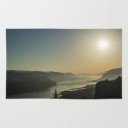 Sunrise Gorge Rug