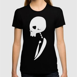 Inverted PARTY SKULL T-shirt
