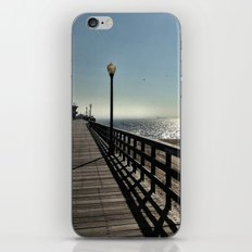 Pier. iPhone & iPod Skin