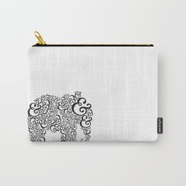 Ampersand Elephant Carry-All Pouch
