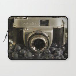 Blueberry Beirette Laptop Sleeve