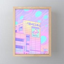 Harajuku Soda Pop Framed Mini Art Print