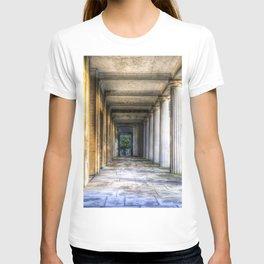 Kensal Green Cemetery  Colonnade T-shirt