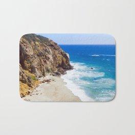 Malibu Beach Photography Bath Mat
