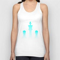chess Tank Tops featuring Chess by Asif Mallik
