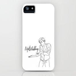 Nightclubbling iPhone Case