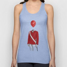 The Guard - #1 in my series of 4 Unisex Tank Top