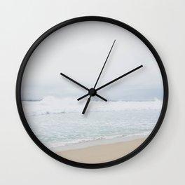 MYTH II / california beach Wall Clock