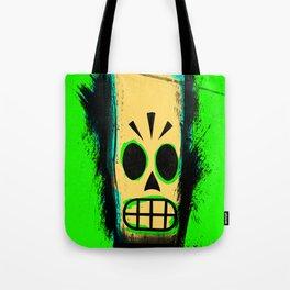 Manny Calavera, Green version (Grim Fandango) Tote Bag