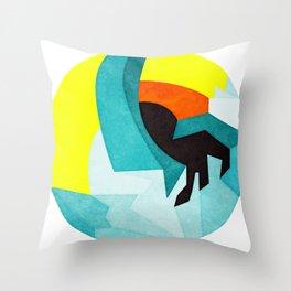 Sfinx Throw Pillow