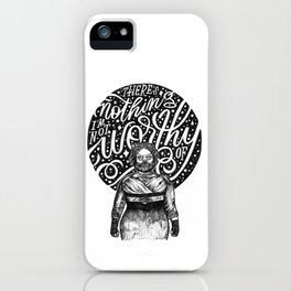 This Is Me iPhone Case