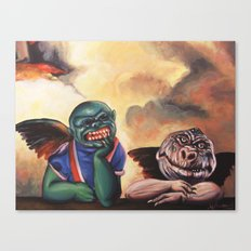 Ghoulubs Canvas Print