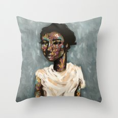 Undefined Throw Pillow