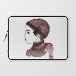 Girl ink 01 Laptop Sleeve