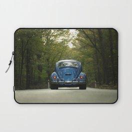 blue beetle Laptop Sleeve