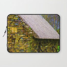 The Thatched Bog Laptop Sleeve