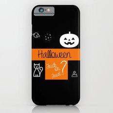 halloween! Slim Case iPhone 6s