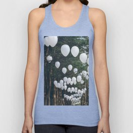 Romantic Forest Unisex Tank Top
